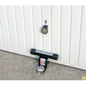Cadenas Antieffraction Pour Portes Basculantes De Garage Serrure - Barre anti effraction porte