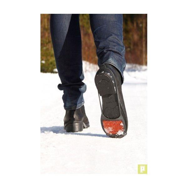 crampons chaussure semelle anti glisse anti verglas neige. Black Bedroom Furniture Sets. Home Design Ideas