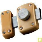 Verrou de sûreté à bouton Ifam