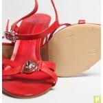 Patins de protection beige pour protéger les semelles de vos chaussures préférées