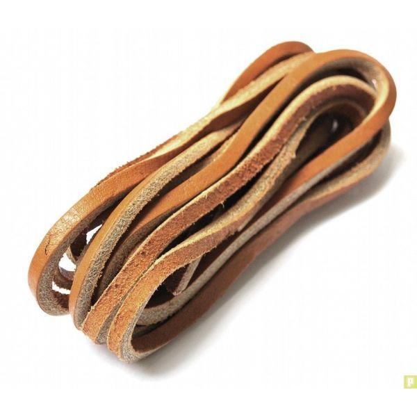 lacet cuir