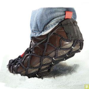 choisir le dernier nouveaux styles éclatant Sur-chaussure semelle anti-glisse neige, verglas et bous ...