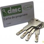 Clé CLAVIM