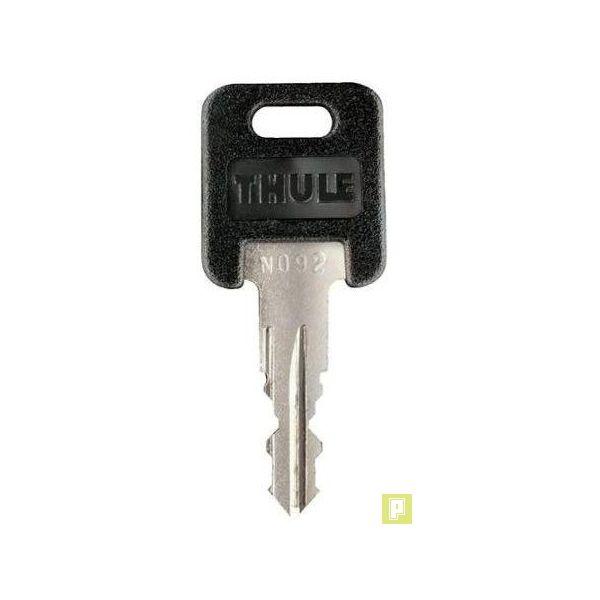Thule Clé n009 N 009 Remplacement Clé pour Hayon Coffre de toit galerie