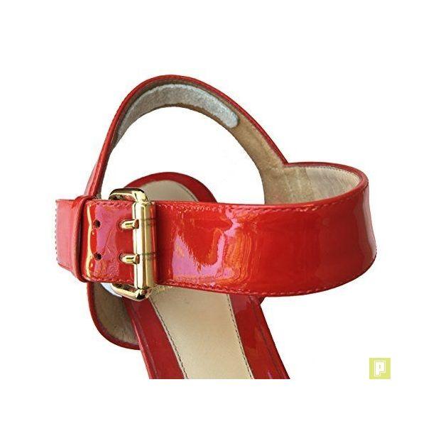 a5188615fc antiglissoirs en cuir pour chaussures à brides