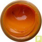 Cirage pour cuir crème recolorante mandarine FAMACO