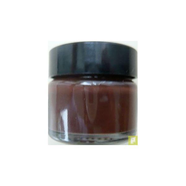 Cirage pour cuir crème recolorante marron fonceé FAMACO