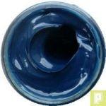Cirage pour cuir crème recolorante bleu foncé FAMACO