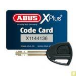 Clé antivol ABUS XPlus