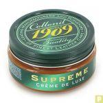 Cirage crème pour cuir Collonil Suprême brun fauve