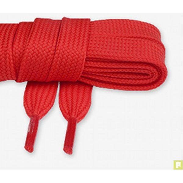 Diff/érentes couleurs de basket de randonn/ée Id/éals pour les chaussures de travail Lacets plats 120 cm